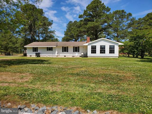 4969 Annemessex Road, CRISFIELD, MD 21817 (#MDSO103564) :: The Riffle Group of Keller Williams Select Realtors