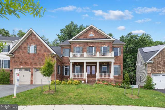 116 Castle Oak Court, CLARKSBURG, MD 20871 (#MDMC709494) :: Tom & Cindy and Associates