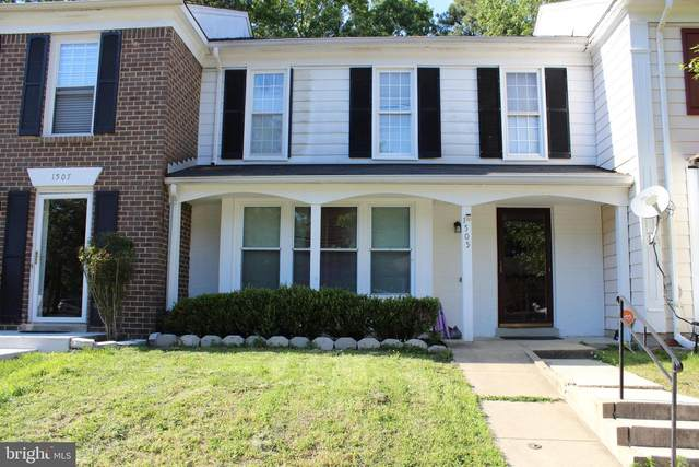 1505 Bryan Court, WALDORF, MD 20602 (#MDCH214280) :: The Sky Group
