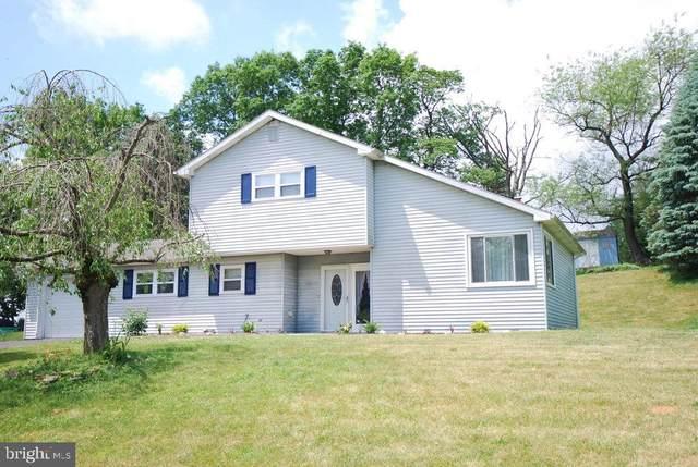 6856 Mill Creek Road, SLATINGTON, PA 18080 (#PALH114092) :: Bob Lucido Team of Keller Williams Integrity