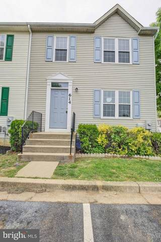614 Annapolis Walk Drive, ANNAPOLIS, MD 21401 (#MDAA435600) :: Network Realty Group