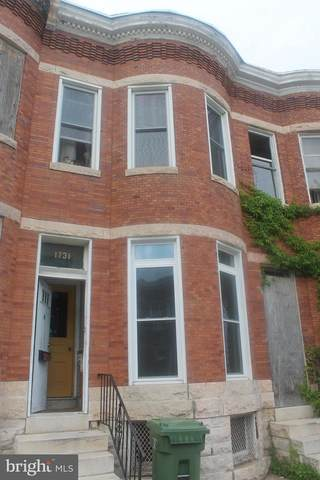 1731 N Carey Street, BALTIMORE, MD 21217 (#MDBA511922) :: Network Realty Group