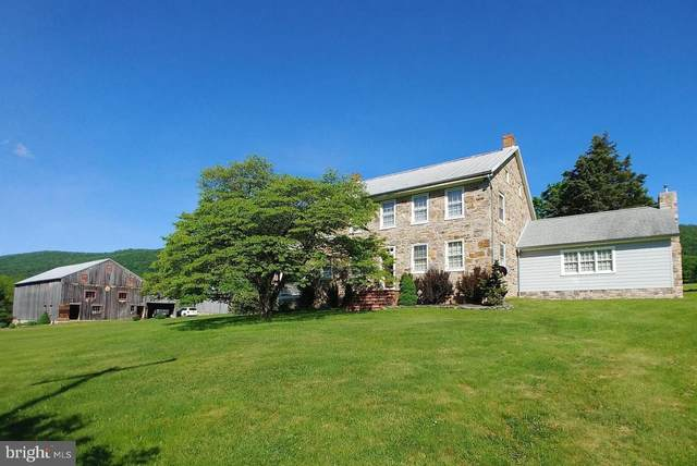 7556 Little Cove Road, MERCERSBURG, PA 17236 (#PAFL172874) :: The MD Home Team