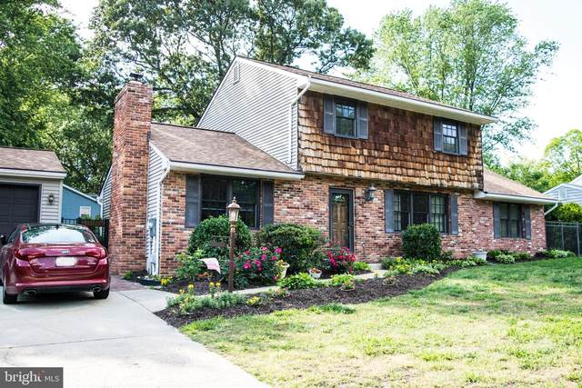 1314 Cape St Claire Road, ANNAPOLIS, MD 21409 (#MDAA435632) :: The Licata Group/Keller Williams Realty