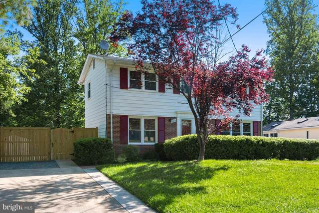 2603 Bowling Green Drive, VIENNA, VA 22180 (#VAFX1131746) :: Debbie Dogrul Associates - Long and Foster Real Estate