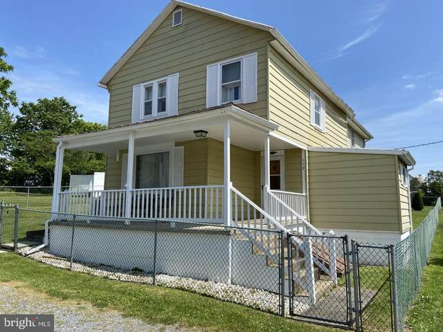 112 Eleventh Ave. E, RANSON, WV 25438 (#WVJF138968) :: Pearson Smith Realty