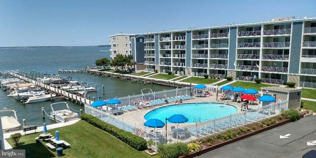 107 Convention Center Drive 58B, OCEAN CITY, MD 21842 (#MDWO114164) :: The Sky Group