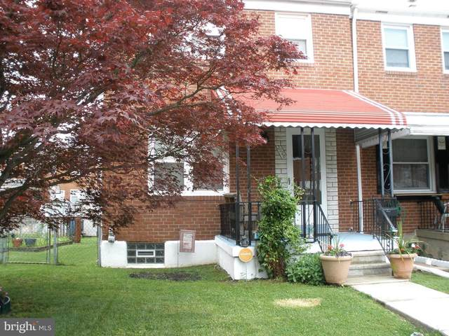 2220 Vailthorn Road, BALTIMORE, MD 21220 (#MDBC495506) :: City Smart Living