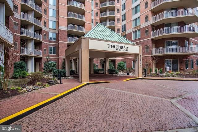 7500 Woodmont Avenue S417, BETHESDA, MD 20814 (#MDMC709578) :: Crossman & Co. Real Estate