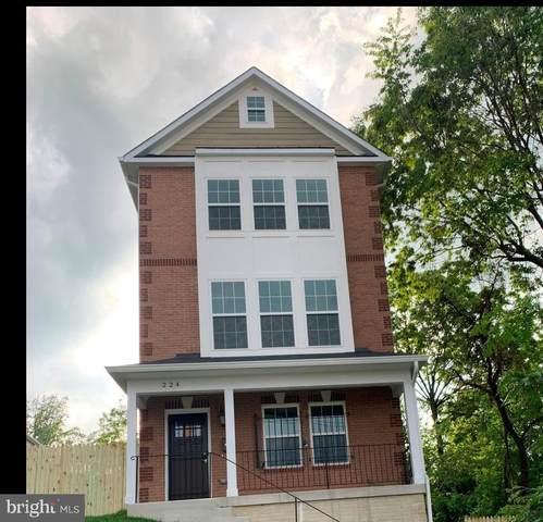 224 57TH Place NE, WASHINGTON, DC 20019 (#DCDC470986) :: Tom & Cindy and Associates