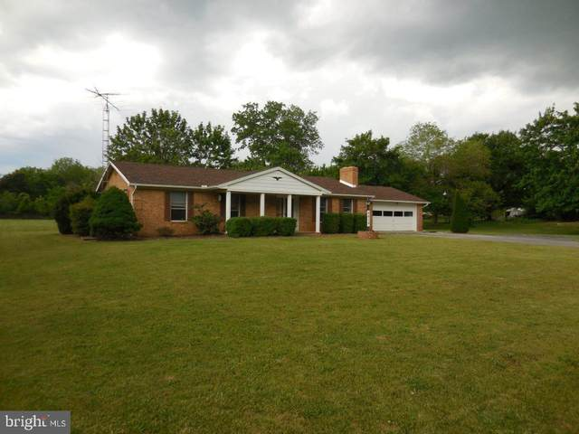 4616 Middleway Pike, KEARNEYSVILLE, WV 25430 (#WVJF138970) :: The Licata Group/Keller Williams Realty