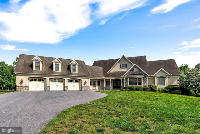 415 Hilltop Drive, CONESTOGA, PA 17516 (#PALA163846) :: The Jim Powers Team