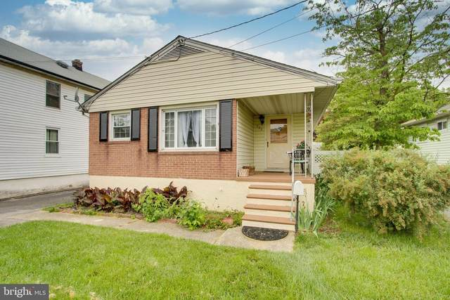 320 3RD Avenue, BALTIMORE, MD 21227 (#MDBC495532) :: Revol Real Estate