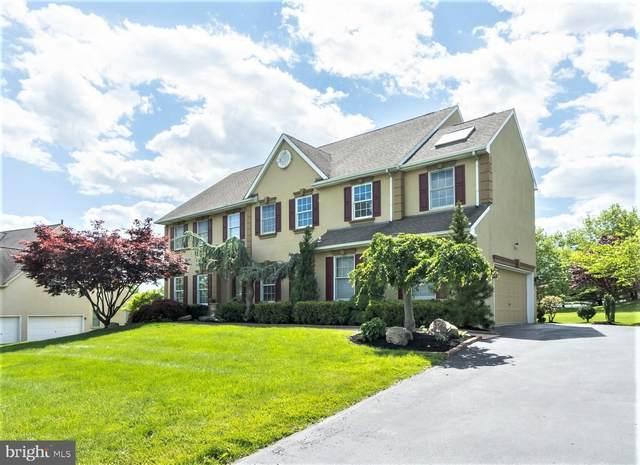 155 Brochant Circle, BLUE BELL, PA 19422 (#PAMC650494) :: Linda Dale Real Estate Experts