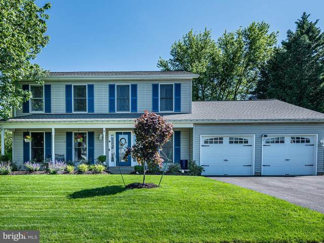 4 Fox Meadow Drive, LOVETTSVILLE, VA 20180 (#VALO412276) :: Arlington Realty, Inc.