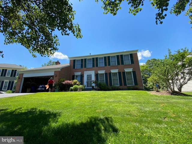 3333 Ashmore Court, OLNEY, MD 20832 (#MDMC709618) :: The Piano Home Group