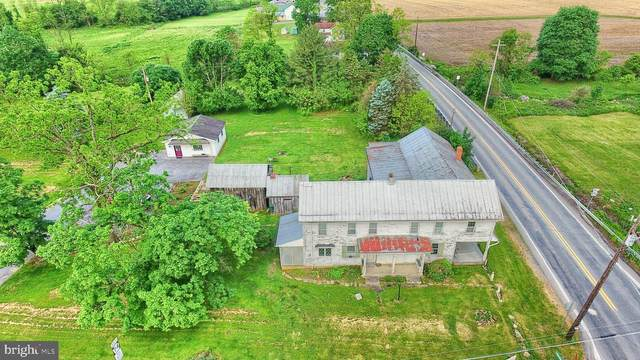 5898 Waggoners Gap Road, LANDISBURG, PA 17040 (#PAPY102162) :: TeamPete Realty Services, Inc