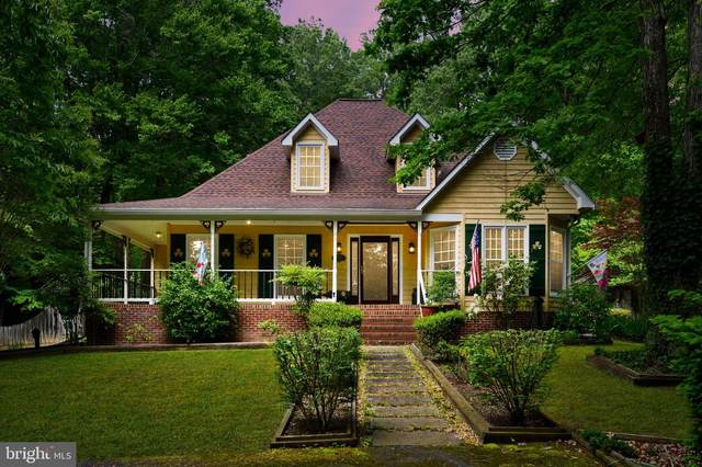 40 Walnut Grove Drive, FREDERICKSBURG, VA 22406 (#VAST222430) :: RE/MAX Cornerstone Realty
