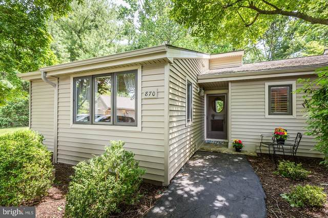 870 Jefferson Way, WEST CHESTER, PA 19380 (#PACT507456) :: ExecuHome Realty
