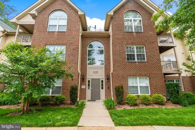 4130 Monument Court J, FAIRFAX, VA 22033 (#VAFX1131864) :: The Vashist Group