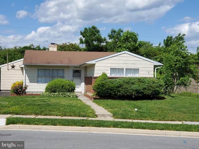 2410 Burridge Road, BALTIMORE, MD 21234 (#MDBC495560) :: Revol Real Estate