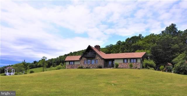 1933 Clear Ridge, ARTEMAS, PA 17211 (#PABD102320) :: Shamrock Realty Group, Inc