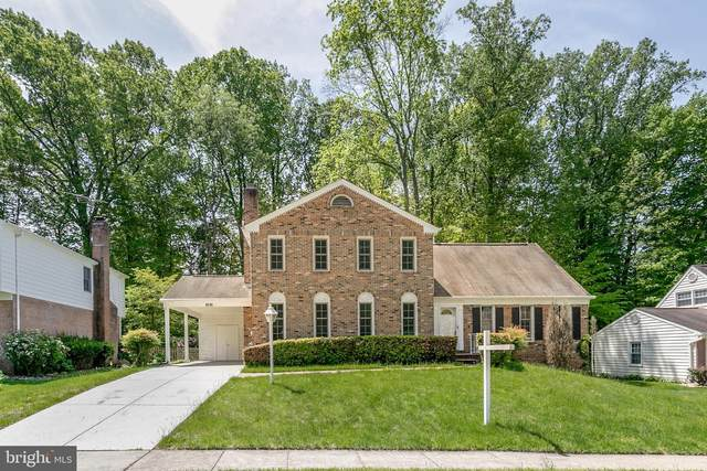 8715 Prudence Drive, ANNANDALE, VA 22003 (#VAFX1131872) :: Debbie Dogrul Associates - Long and Foster Real Estate
