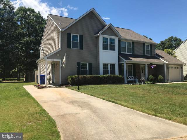 6915 Caribou Court, WALDORF, MD 20603 (#MDCH214314) :: LoCoMusings
