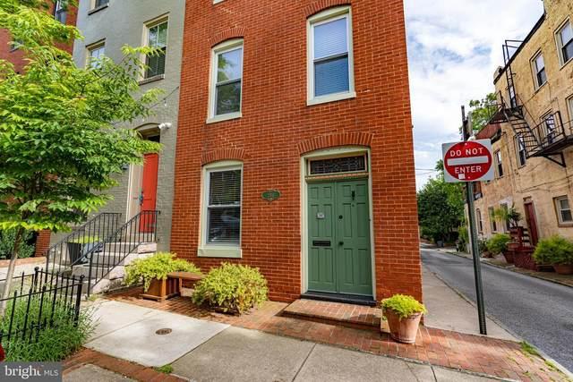 2117 E Lombard Street, BALTIMORE, MD 21231 (#MDBA512038) :: SURE Sales Group