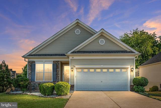 110 Smithfield Way, FREDERICKSBURG, VA 22406 (#VAST222436) :: Radiant Home Group