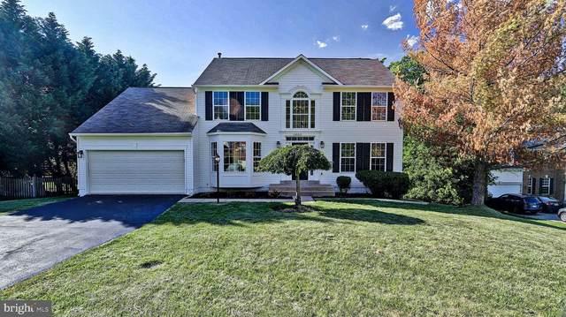 3660 Serendipity Road, WOODBRIDGE, VA 22193 (#VAPW496062) :: Jim Bass Group of Real Estate Teams, LLC