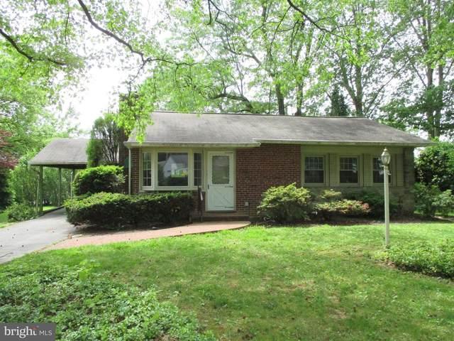 54 Village Drive, LANCASTER, PA 17601 (#PALA163876) :: Bob Lucido Team of Keller Williams Integrity