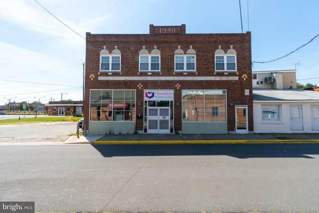 521 C Street, QUANTICO, VA 22134 (#VAPW496074) :: Pearson Smith Realty