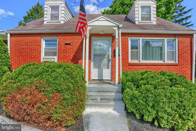 903 Parkway Drive, HARRISBURG, PA 17103 (#PADA121982) :: Iron Valley Real Estate