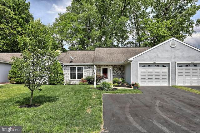 608 Huckleberry Lane, LEBANON, PA 17046 (#PALN113890) :: Pearson Smith Realty