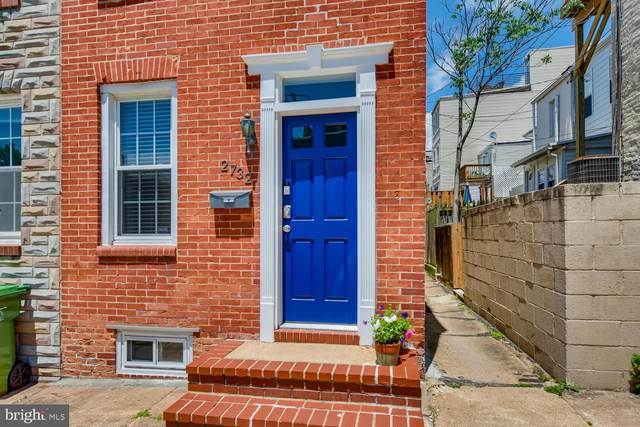 2732 Dillon Street, BALTIMORE, MD 21224 (#MDBA512046) :: Bob Lucido Team of Keller Williams Integrity