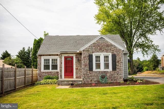221 W Main Street, MOUNTVILLE, PA 17554 (#PALA163898) :: The Heather Neidlinger Team With Berkshire Hathaway HomeServices Homesale Realty