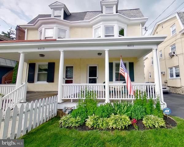 8011 Flourtown Avenue, GLENSIDE, PA 19038 (#PAMC650584) :: Bob Lucido Team of Keller Williams Integrity