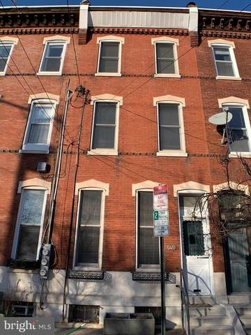 321 Green Street, PHILADELPHIA, PA 19123 (MLS #PAPH900160) :: The Premier Group NJ @ Re/Max Central