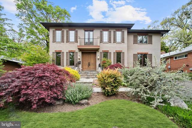 5510 Trent Street, CHEVY CHASE, MD 20815 (#MDMC709744) :: The Licata Group/Keller Williams Realty