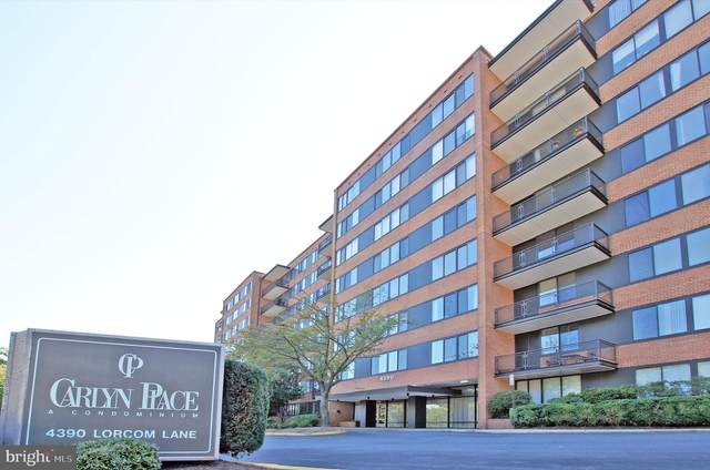 4390 Lorcom Lane #408, ARLINGTON, VA 22207 (#VAAR163594) :: The Licata Group/Keller Williams Realty