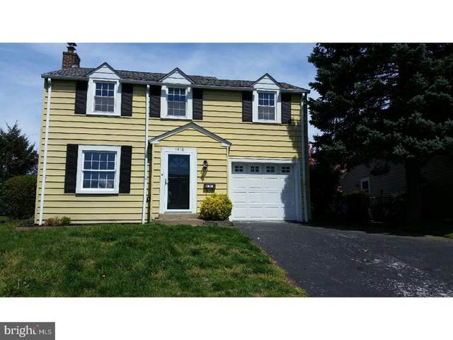 1416 Norman Road, HAVERTOWN, PA 19083 (#PADE519714) :: The Toll Group
