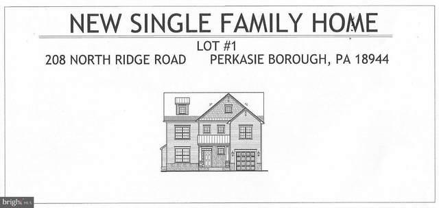 208 Ridge Avenue Lot 1, PERKASIE, PA 18944 (#PABU497818) :: Nexthome Force Realty Partners