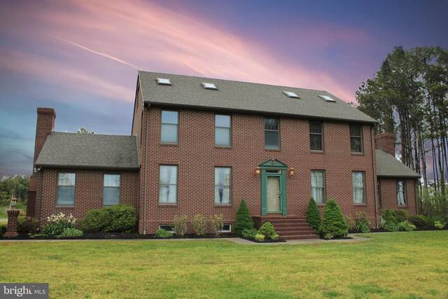 5253 Ragged Point Road, CAMBRIDGE, MD 21613 (#MDDO125518) :: RE/MAX Coast and Country