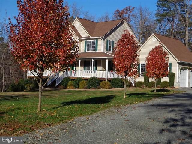 9084 Kentucky Springs Road, MINERAL, VA 23117 (#VALA121320) :: AJ Team Realty