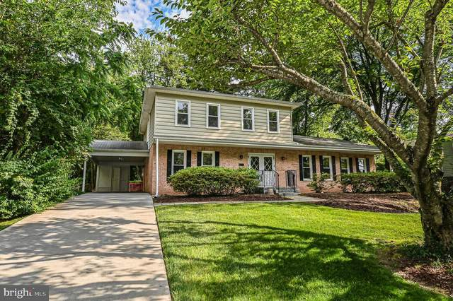 1677 Trap Road, VIENNA, VA 22182 (#VAFX1132042) :: The Piano Home Group