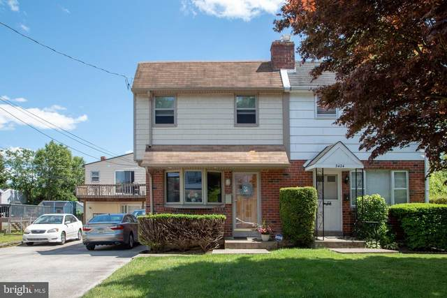 3422 Albemarle Avenue, DREXEL HILL, PA 19026 (MLS #PADE519738) :: The Premier Group NJ @ Re/Max Central