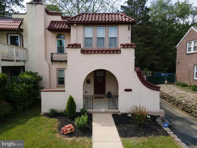 4640 Woodland Avenue, DREXEL HILL, PA 19026 (#PADE519740) :: Nexthome Force Realty Partners