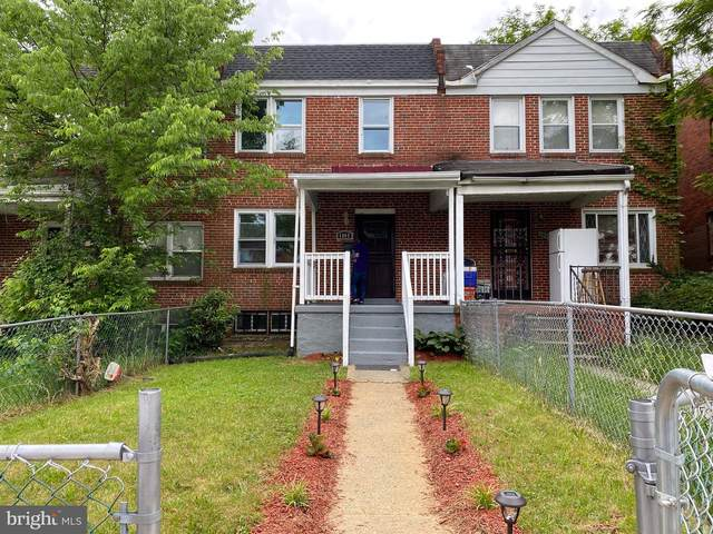 4808 Beaufort Avenue, BALTIMORE, MD 21215 (#MDBA512108) :: The Sky Group