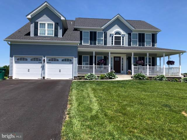 1453 Shannon Drive S, GREENCASTLE, PA 17225 (#PAFL172918) :: AJ Team Realty